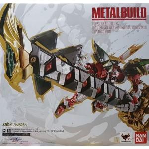 Bandai Metal Build Powered Red & 150 Gerbera Straight (Power Option Set)