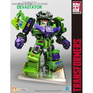 Kidslogic Transformers Mecha Nation MN08 Devastator