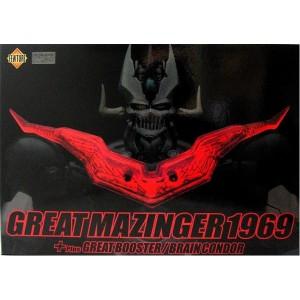 Fewture EXG-08 Mazinger 1969: Great Mazinger + Great Booster/Brain Condor