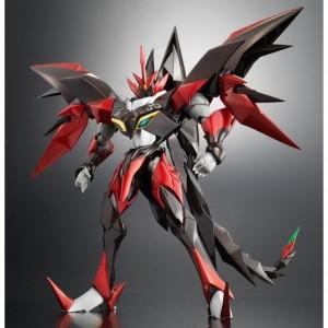 Bandai Armor Plus Tekkaman Blade: Blastor Tekkaman Evil 'Tamashii'