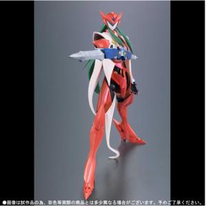 Bandai Armor Plus Tekkaman Blade: Tekkaman Aki 'Tamashii'
