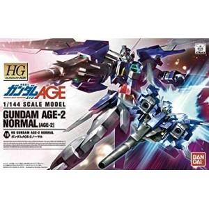 Bandai Gunpla High Grade HG 1/144 Gundam AGE-2 Normal