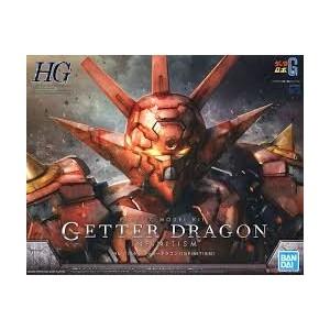 Bandai Plamo High Grade HG Getter Dragon Infinitism