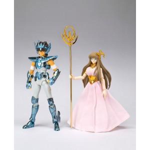 Saori Kido Athena & Seiya Pegasus V2 Broken OCE 2-Pack Tamashii