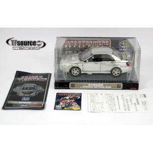 Takaratomy Transformers Binaltech BT-03 Streak feat. Subaru Impreza WRX