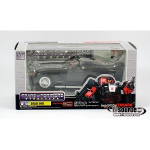 Takaratomy Transformers Binaltech BT-05 Dead End feat. Dodge Viper SRT-10 Competition Coupè
