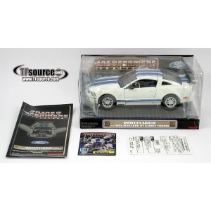 Takaratomy Transformers Binaltech BT-14 Wheeljack feat. Ford Mustang GT Street Tuning