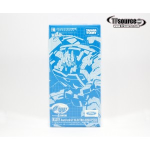 Takaratomy Transformers Binaltech BT-18 Rijie (Mirage- Electro Disruptor Mode)