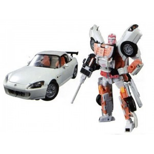 Takaratomy Transformers Binaltech BT-21 Arcee feat. Honda S2000
