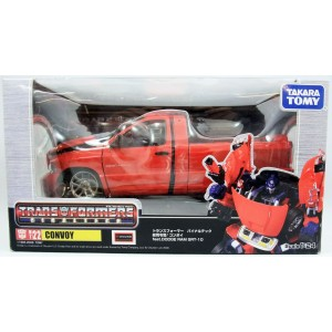Takaratomy Transformers Binaltech BT-22 Convoy feat. Dodge Ram SRT-10