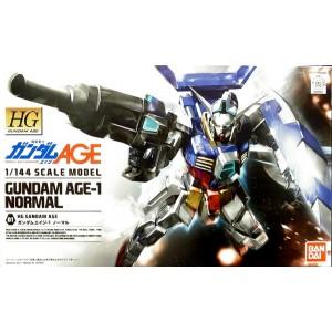 Bandai Gunpla High Grade HG 1/144 Gundam AGE-1 Normal
