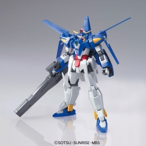 Bandai Gunpla High Grade HG 1/144 Gundam AGE-3 Normal