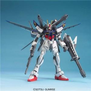 MG 1/100 Gundam Strike E IWSP Astray Lukas Custom
