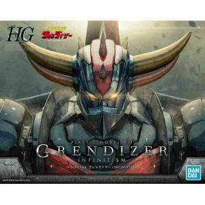 Bandai Plamo Mazinger Infinity: HG Grendizer