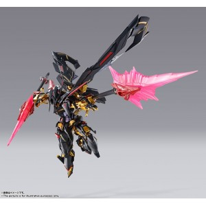 Bandai Metal Build Gundam Astray Gold Frame Amatsu Mina Custom