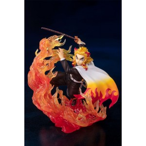 Bandai Figuarts Zero Demon Slayer Kyojuro Rengoku Flame