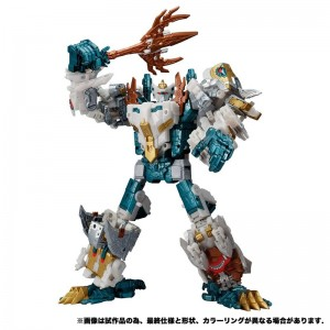 Takaratomy Transformers Generation Select Piranacons God Neptune Giftset TTmall Exclusive