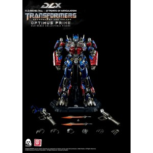 Hasbro x Threezero Transformers: Revenge of the Fallen – DLX Optimus Prime
