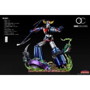 Oniri Creation 1/50 (1/3rd human scale) Scale Statue Ufo Robot Grendizer Premoium Statue Limited 555 PCS