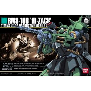 Bandai Gunpla High Grade HGUC 1/144 RMS-106 Hi-Zack