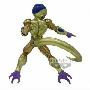 Banpresto Dragonball Super Golden Frieza Freezer