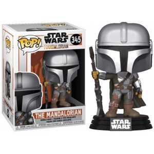 Funko POP Star Wars The Mandalorian 345 The Mandalorian