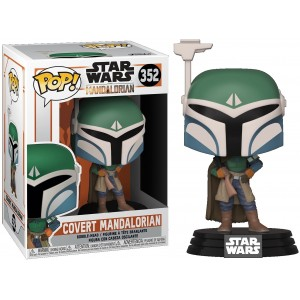 Funko POP Star Wars The Mandalorian 352 Covert Mandalorian