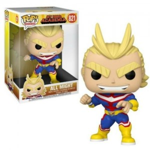 Funko POP Animation My Hero Academia 821 All Might 10' Super Sized POP!!!