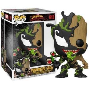 Funko POP Marvel Venom 613 Venomized Groot 10' Super Sized POP!!!