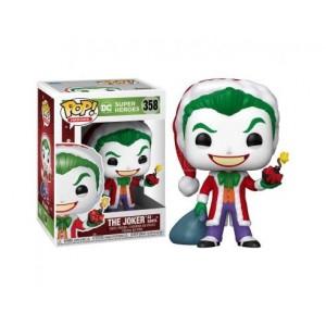 Funko POP Heroes DC Super Heroes 358 The Joker As Santa