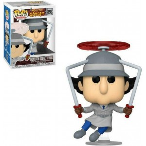 Funko POP Animation Inspector Gadget 893 Inspector Gadget (Flying)
