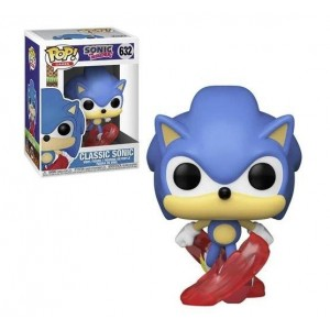 Funko POP Games Sonic The Hedgehog 632 Classic Sonic