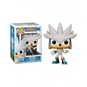 Funko POP Games Sonic The Hedgehog 633 Silver