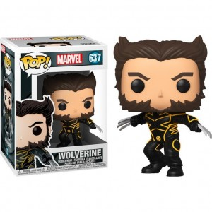 Funko POP Marvel X-Men The Movie 20TH Anniversary 637 Wolverine in Jacket