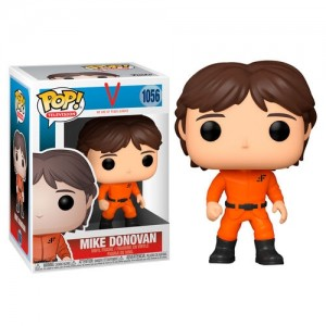 Funko POP Television Visitors V We Are Of Peace Always 1056 Mike Donovan