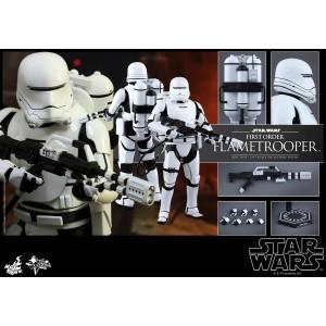 HOT TOYS MOVIE MASTERPIECE MMS326 STAR WARS : TFA – FO FLAMETROOPER