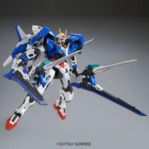 Bandai Gunpla Master Grade MG 1/100 Gundam OO Raiser XN