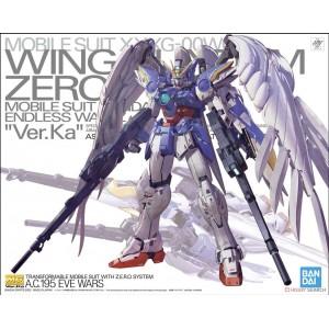 Bandai Gunpla Master Grade MG 1/100 Gundam Wing Zero EW Custom Ver.Ka.