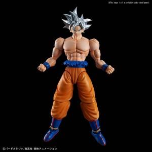 Bandai Plamo Figure Rise Dragonball Super Sm Goku Ultra Instinct