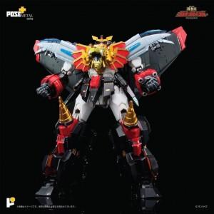 Pose Toy POSE+ METAL SERIES P+06 King Of Brave Gaogaigar
