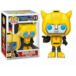 Funko POP Retro Toys Transformers 23 Bumblebee