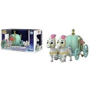 Funko POP Rides 78 Disney Cinderella's Carriage