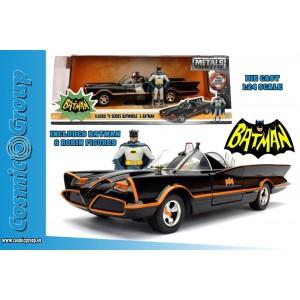 Jada Model Car BATMAN 1966 TV Series Batmobile 1:24