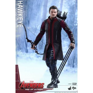 HOT TOYS MOVIE MASTERPIECE MMS289 Avengers Age Of Ultron Hawkeye
