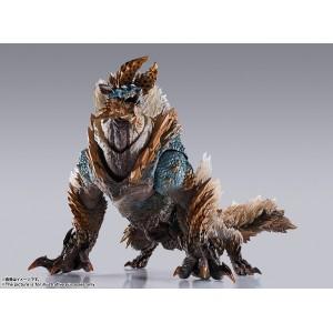 Bandai S.H. Monsterarts Monster Hunter Zinogre