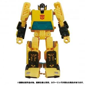 Takaratomy Transformers Earth Rise ER-11 Sunstreaker
