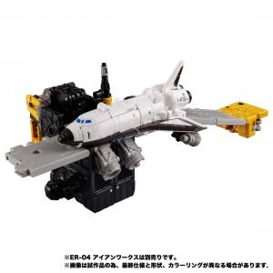 Takaratomy Transformers Earth Rise ER-11EX Phaser & Blastmaster