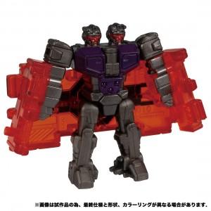 Takaratomy Transformers Earth Rise ER-15EX Doublecrosser