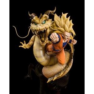 Bandai Figuarts Zero Dragonball Z DBZ Goku SSJ3 Dragon Fist Explosion