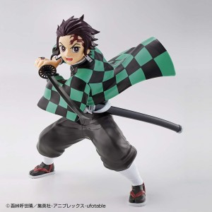 Bandai Plamo Figure Rise Demon Slayer Kamado Tanjiro
